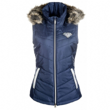 HKM DIAMONDS EDITION PADDED GILET - RRP £62.95